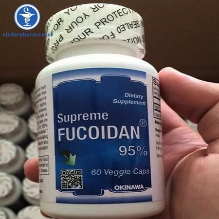 Fucoidan 95 hay tên đầy đủ là Okinawa Supreme Fucoidan 95%