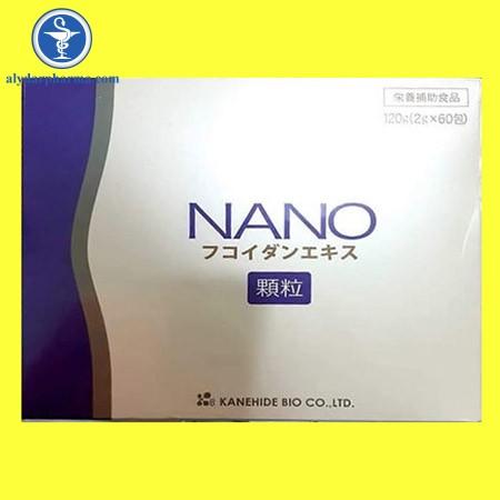 Fucoidan Nano cũng là một trong những loại thuốc Fucoidan tốt nhất mà bạn nên tham khảo lựa chọn.