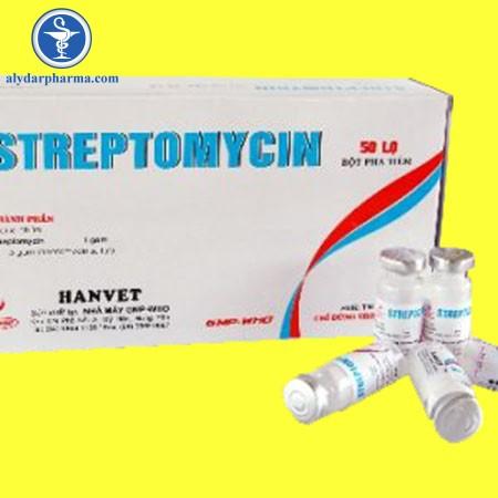Tác dụng của thuốc Streptomycin