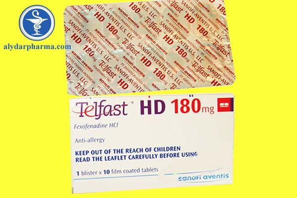 Cách sử dụng thuốc Telfast-2 hiệu quả nhất