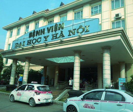 Cách đăng kí khám bệnh tại bệnh viện đại học y Hà Nội