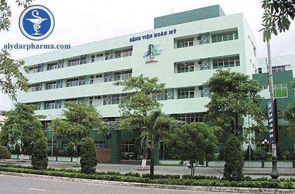bệnh viện Hoàn Mĩ Sài Gòn