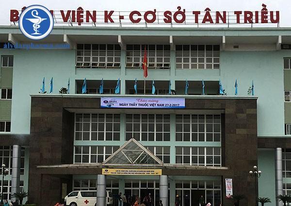Thông tin về bệnh viện K Hà Nội