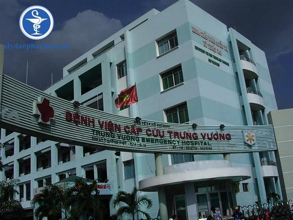 Đăng kí khám chữa bệnh tại BV Trưng Vương