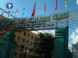 Giới thiệu quy trình đăng kí khám bệnh tại Bệnh viện Phạm Ngọc Thạch
