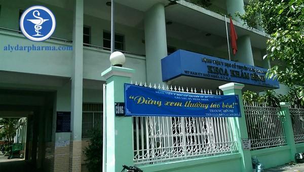 bệnh viện y học cổ truyền TP. HCM