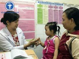 Quy trình đăng ký khám tại bệnh viện nhi đồng 1