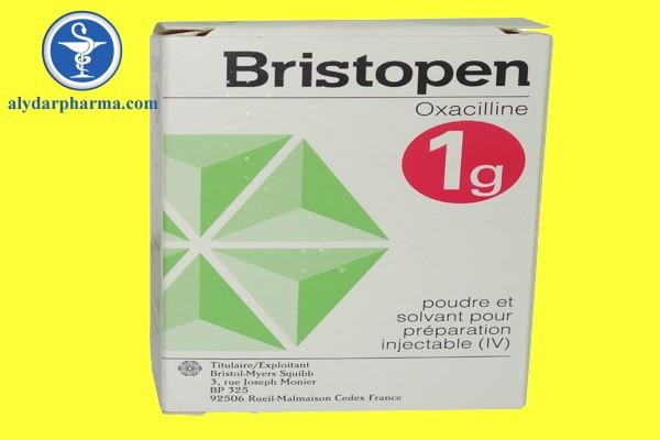 Bristopen có công dụng như thế nào?