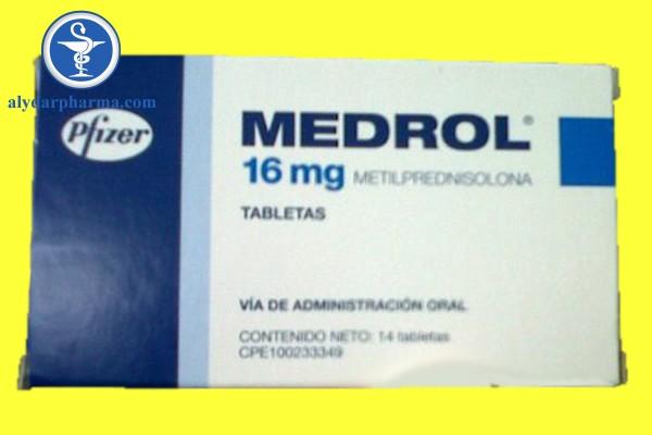Thận trọng khi sử dụng thuốc Medrol 16mg