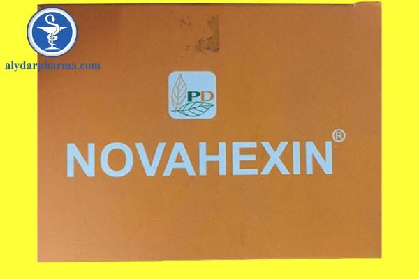 Tác dụng phụ không mong muốn xảy ra khi sử dụngNovahexin