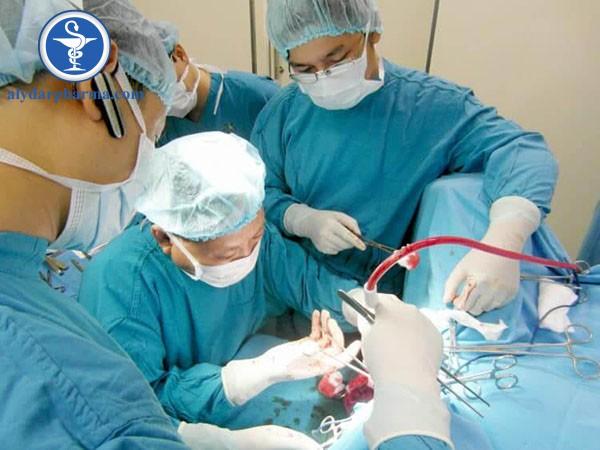 Ca phẫu thuật tại Hoàn Mĩ
