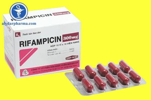 Thông tin về thuốc rifampin