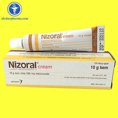 Tác dụng phụ không mong muốn của thuốc nizoral-cream 2%