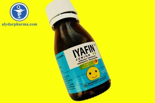Thuốc iyafin-junior là gì?