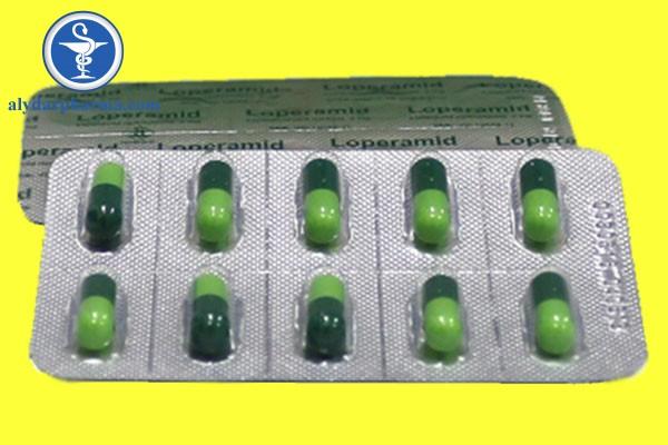 Thuốc loperamid không được dùng trong điều trị ỉa chảy cho trẻ nhỏ