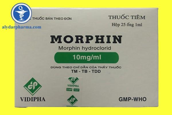 Thuốc Morphin