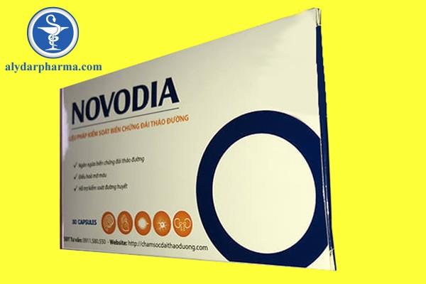 Đối tượng sử dụng thuốc Novodia