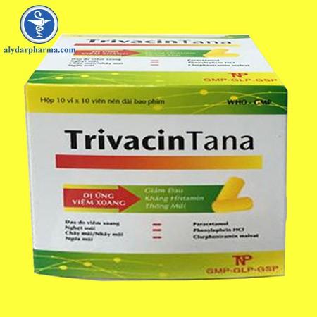 Hình ảnh: Thuốc TrivacinTina