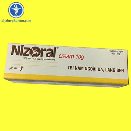 Chống chỉ định khi sử dụng thuốc nizoral-cream 2%