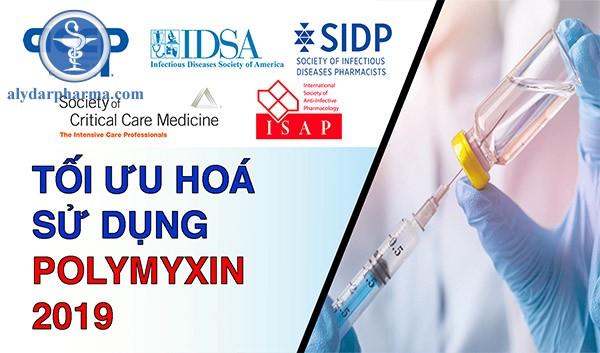 Đồng thuận quốc tế 2019 về tối ưu hóa sử dụng kháng sinh nhóm polymyxin