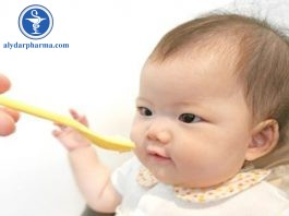 Trẻ sơ sinh từ 2 đến 6 tháng tuổi lười ăn