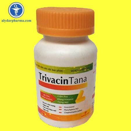 Hình ảnh: Lọ thuốc TrivacinTina