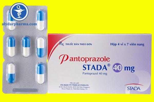 Thuốc Pantoprazole là gì