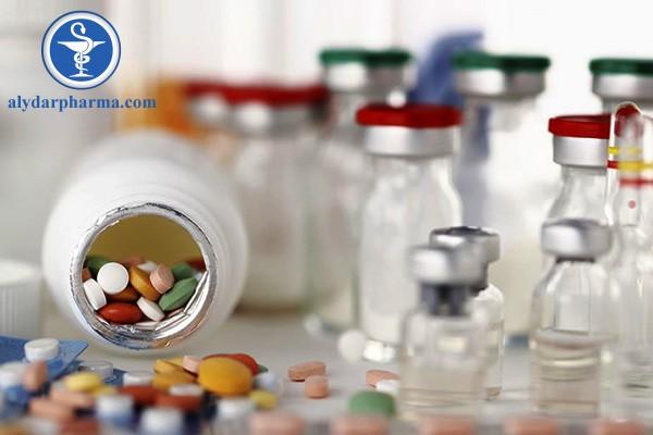 Grafort có thể làm ảnh hưởng đến thời gian hấp thụ của các loại thuốc khác