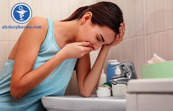 Buồn nôn là tác dụng phụ dễ gặp trong quá trình sử dụng thuốc Tydol Plus