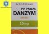 Hình ảnh hộp thuốc Danzym