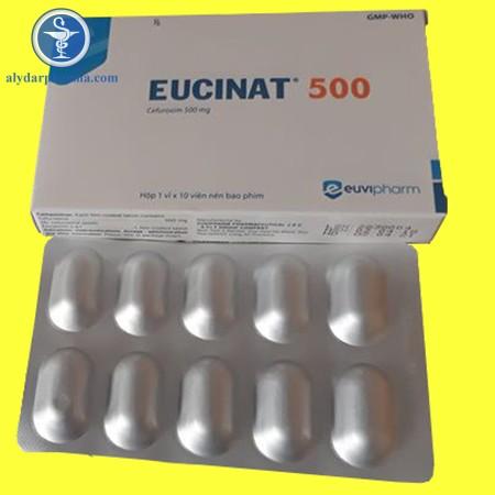 thuốc Eucinat 500