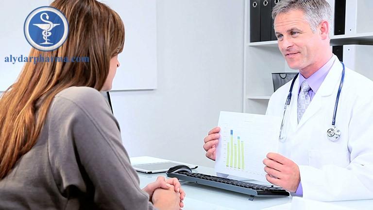 Trao đổi với nhân viên y tế để biết cách sử dụng thuốc