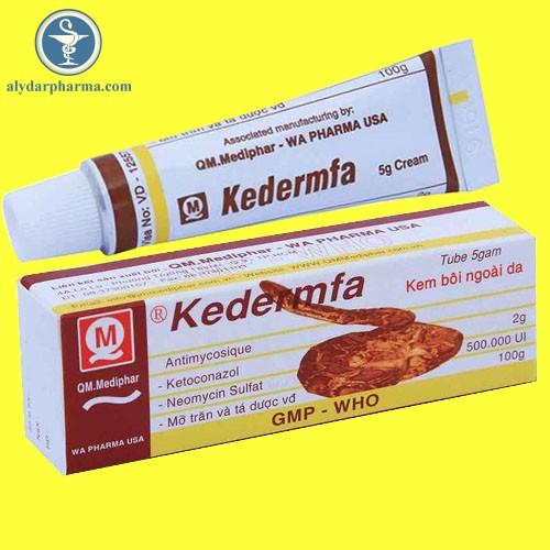 Thuốc Kedermfa Cream