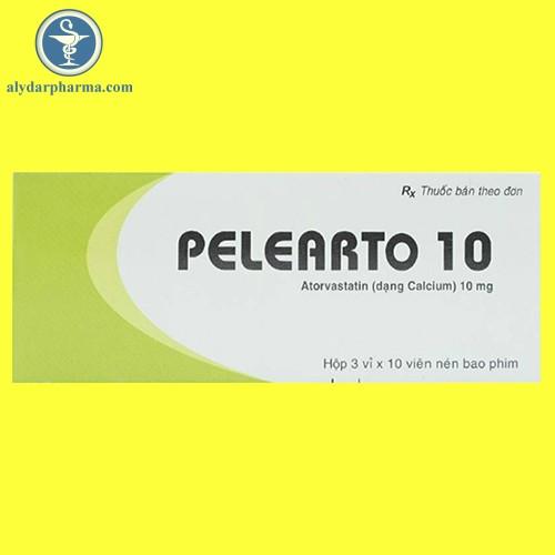 Thuốc Pelearto