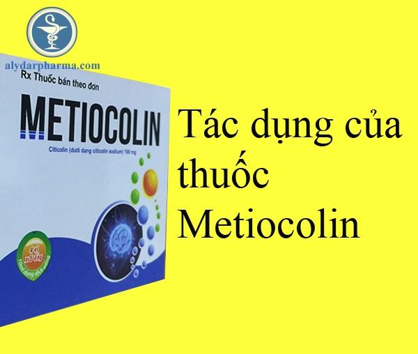 Thuốc metiocolin