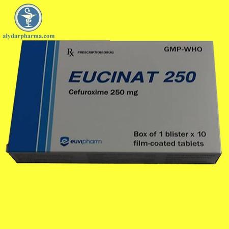 thuốc Eucinat 250