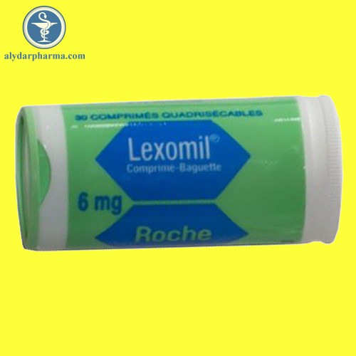 Thuốc Lexomil