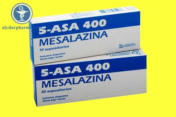 Thuốc 5 asa còn có tên gọi khác là 5-aminosalicylic acid hay Mesalazine