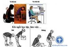 Bài tập tham khảo dành cho người có bệnh lý cột sống
