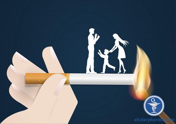 Người tiếp xúc với cha mẹ hút thuốc lá khi còn nhỏ cao hơn gấp 1,7 lần so với nhóm người có cha mẹ không hút thuốc lá.
