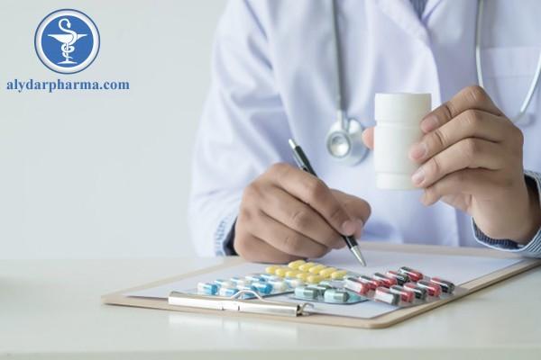 Tương tác thuốc của thuốc Vimotram