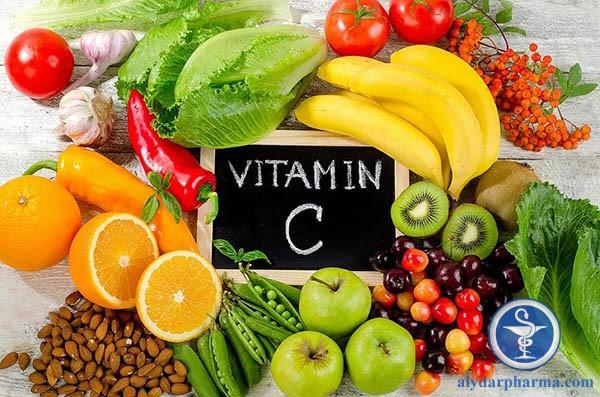 Bổ sung nhiều vitamin C sẽ giúp tình trạng bệnh được cải thiện