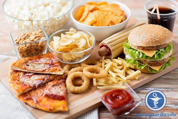 Về chế độ ăn uống người bị zona thần kinh kiêng gì?