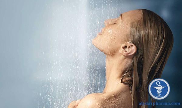 Zona thần kinh có kiêng nước không?