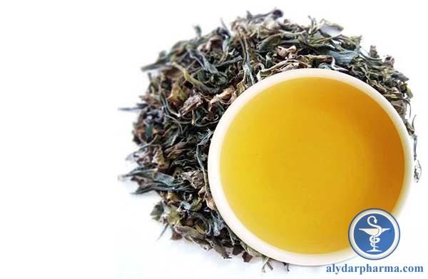 Trà xanh – cam thảo chữa bệnh viêm họng