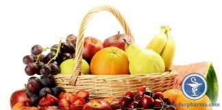 Người bệnh trĩ nên ăn một số loại trái cây như táo, lê, chuối,… để cải thiện tình trạng bệnh.