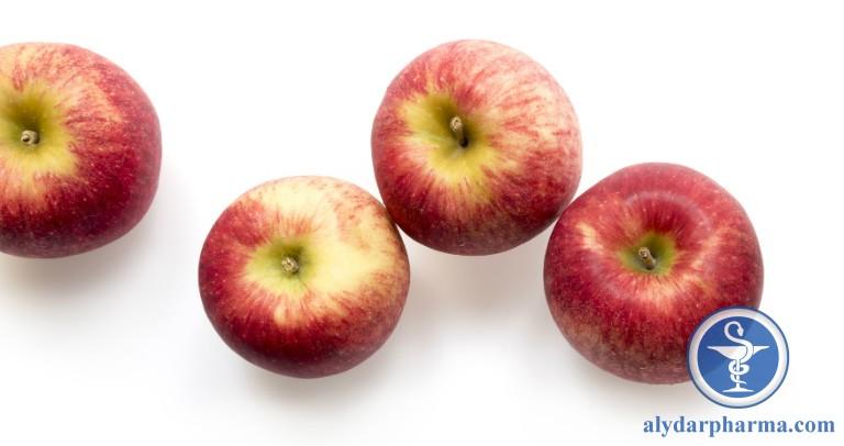 Táo là một loại hoa quả tốt cho người mắc bệnh trĩ.