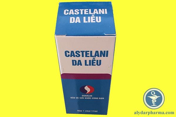 Hộp thuốc castelani