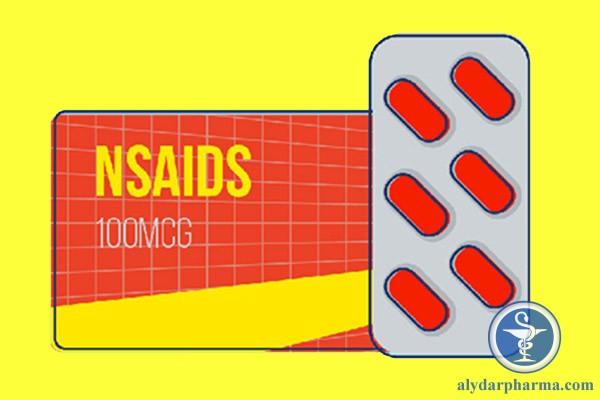NSAID chỉ được sử dụng khi cơn đau không có đáp ứng với chế phẩm chứa Paracetamol