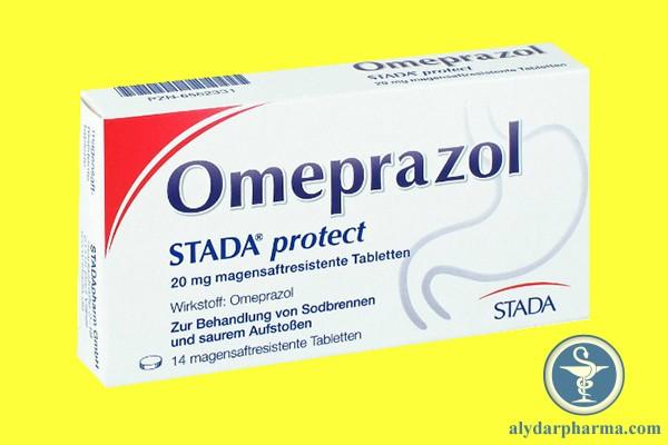 Thuốc Omeprazol có công dụng điều trị chứng đầy hơi, khó tiêu hiệu quả. Thuốc được bán ở các hiệu thuốc uy tín trên toàn quốc.